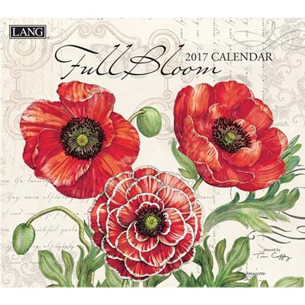 lang calendars 2017